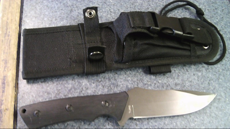 SMITH & WESSON Hunting Knife SWF1L