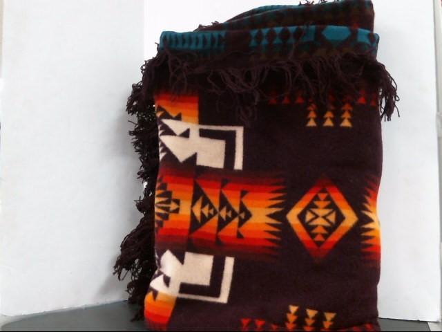 PENDLETON American Indian Blanket/Rug BEAVER STATE BLANKET