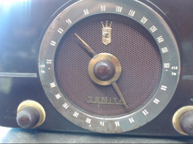 ZENITH Radio RADIO RADIO