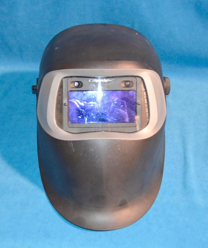 3M Welding Helmet SPEEDGLAS 100 V