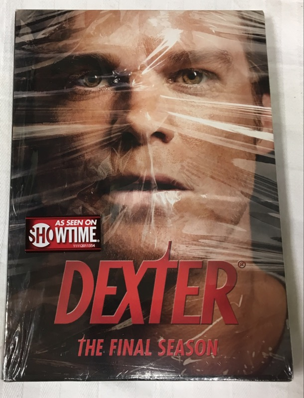 DVD BOX SET DEXTER THE FINAL SEASON