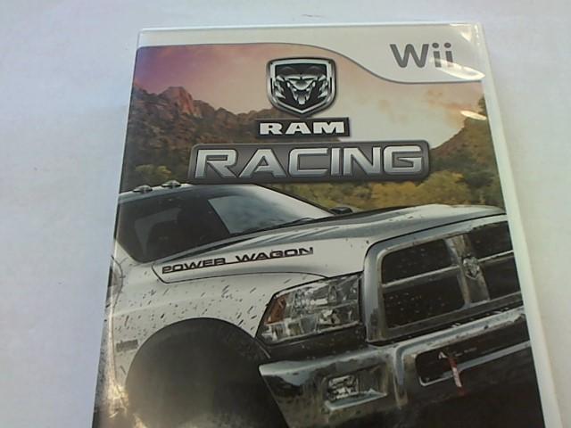 WII - RAM RACING