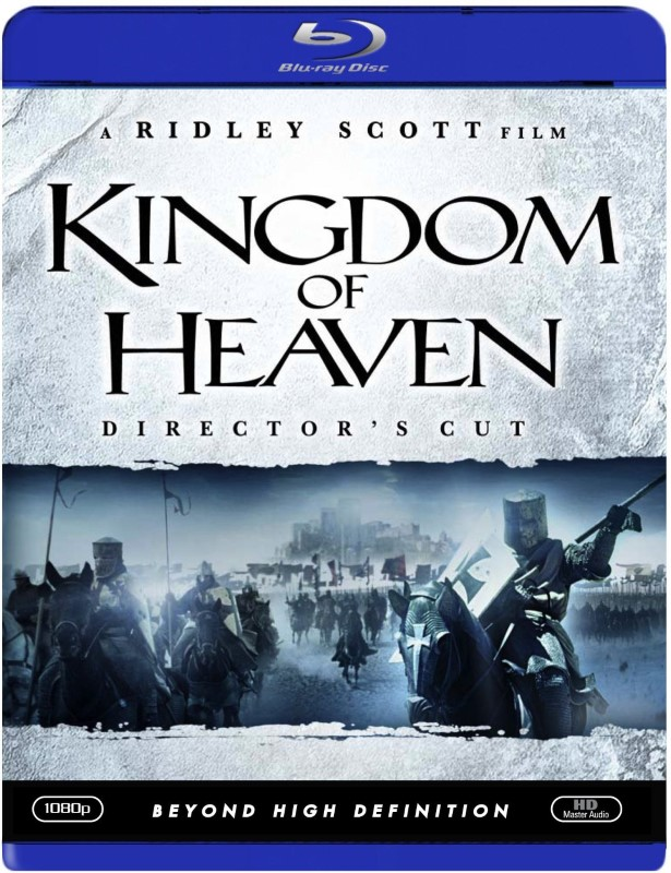 BLU-RAY MOVIE Blu-Ray KINGDOM OF HEAVEN