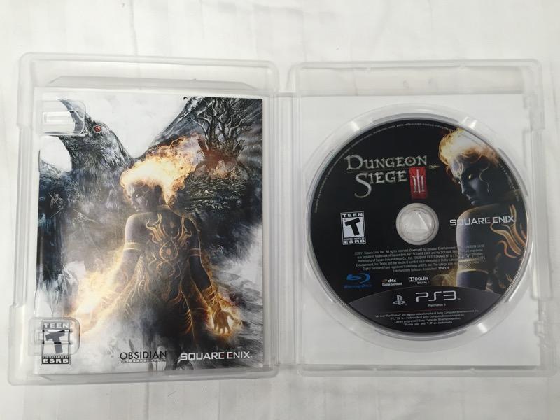 SONY Sony PlayStation 3 Game DUNGEON SIEGE III