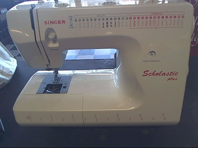 SINGER Sewing Machine 6550 SCHOLASTIC PLUS