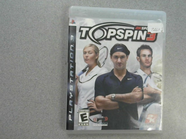 TOPSPIN 3