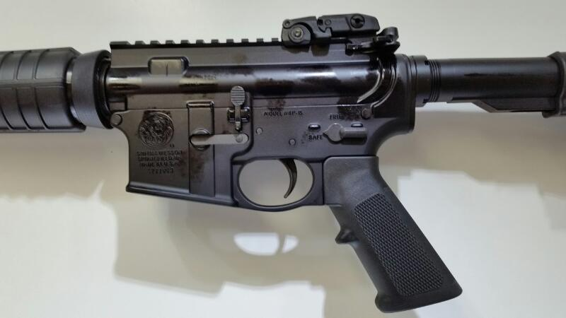 Smith & Wesson - M&P 15 Sport II - 5.56mm