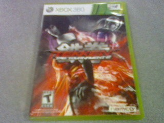 NAMCO Sony PlayStation 3 Game TEKKEN TAG TOURNAMENT 2
