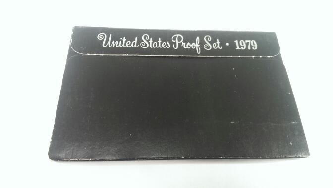 UNITED STATES 1979 PROOF SET