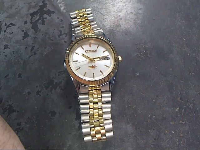 CITIZEN Gent's Wristwatch 6200-075561