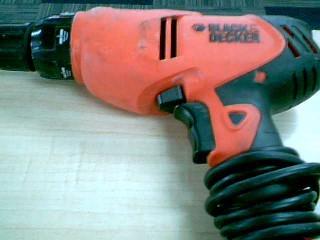 BLACK&DECKER Cordless Drill DR203