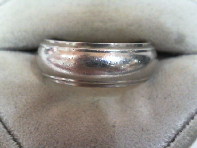 Gent's Ring Silver Stainless 8.7g