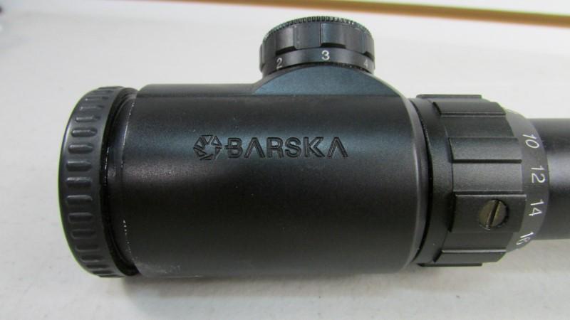 BARSKA Firearm Scope 6-24X60IR