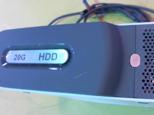 MICROSOFT XBox 360 XBOX 360 - 20GB - CONSOLE