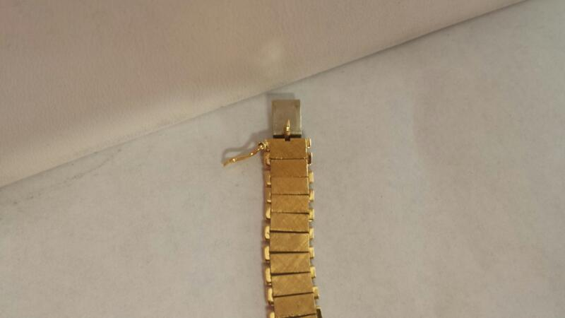 "18K-Y/G 17.5"" Gold Chain 32-DWT"