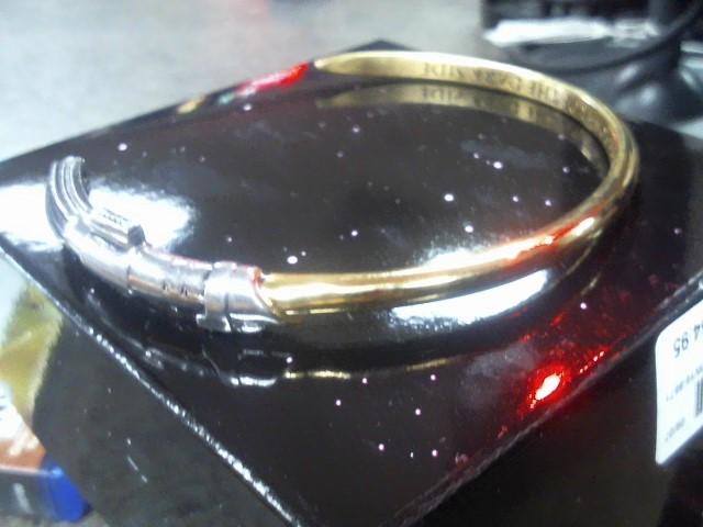 HAN CHOLO STAR WARS LIGHTSABER Bracelet Silver Stainless 20g
