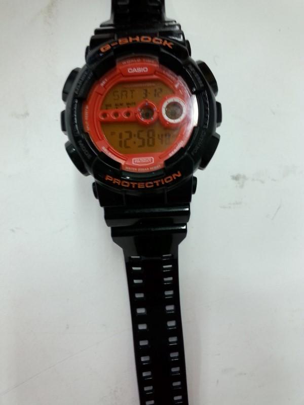 Casio GTS Watch GD-100HC