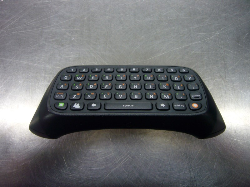 MICROSOFT Video Game Accessory XBOX 360 CHATPAD