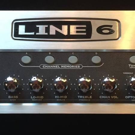 LINE 6 Effect Equipment HD 400