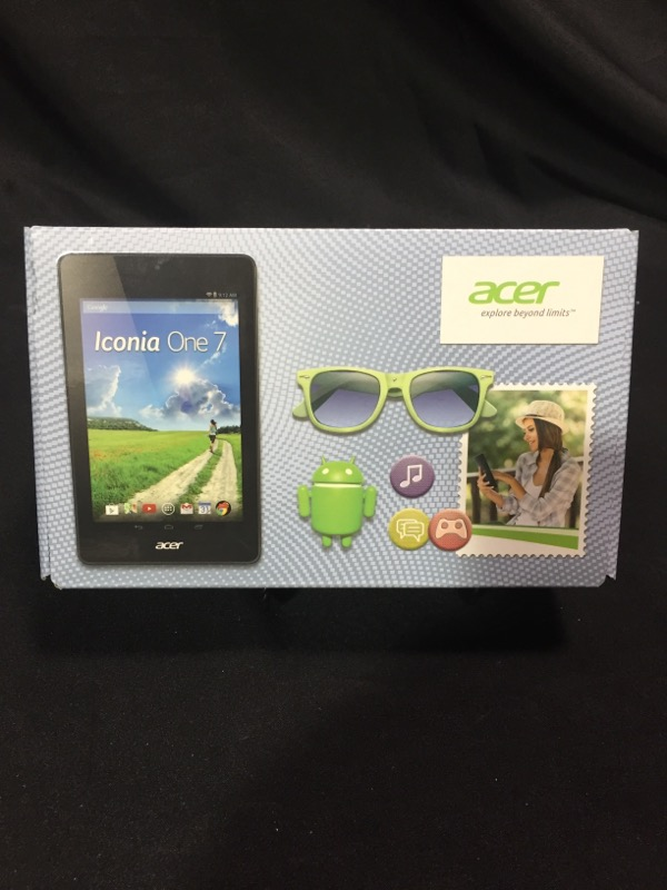 Acer Iconia One 7 B1-730 HD 8GB, Wi-Fi 7in Purple