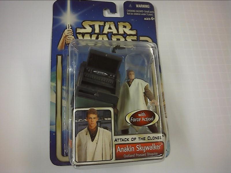 "STAR WARS Vintage/Antique Toys ""ANAKIN SKYWALKER"""