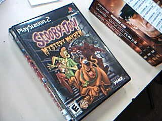 SONY Sony PlayStation 2 Game SCOOBY DOO! MYSTERY MAYHEM
