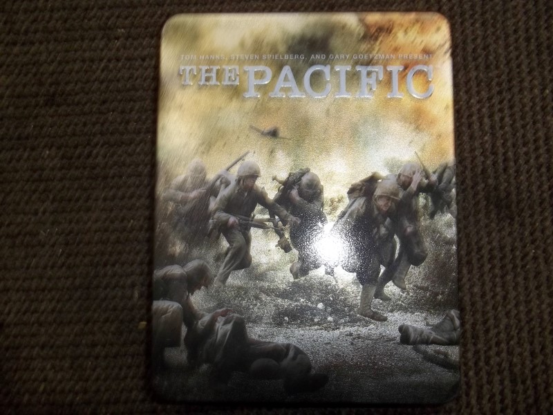 THE PACIFIC DVD BOXSET