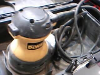 DEWALT Vibration Sander DW423