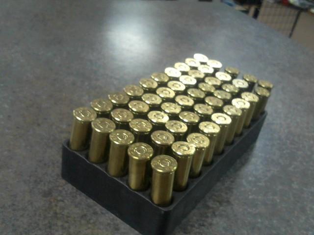 Ammunition 38 SPL AMMO