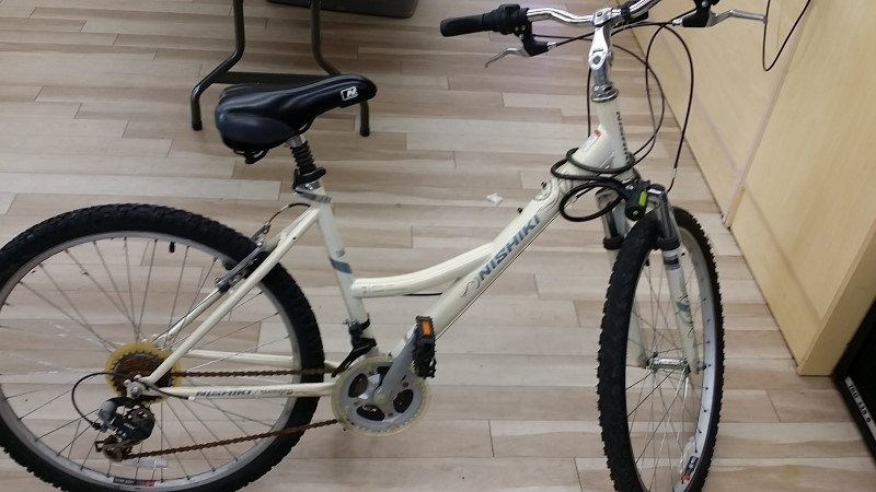 NISHIKI TAMARACK MOUNTAIN BICYCLE 26""