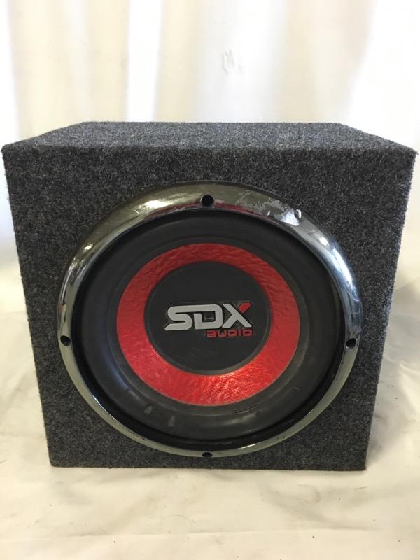 """SDX AUDIO Car Audio 8"""" SUBWOOFER"""