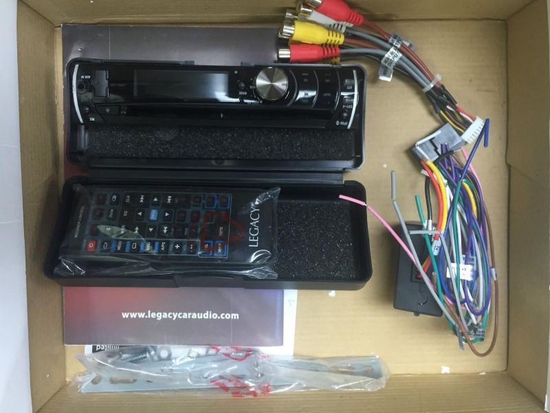 LEGACY CAR AUDIO Car Audio LDN7U