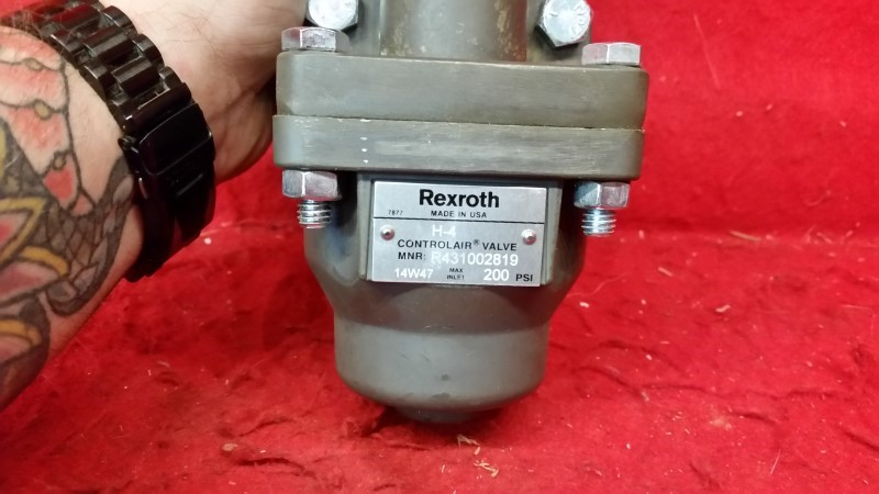 Rexroth R431002819 Controlair H-4 Valve