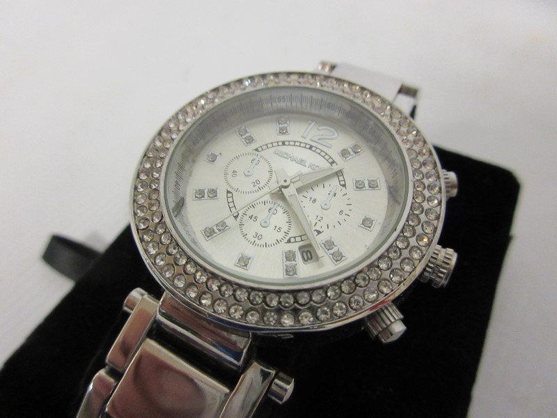 MICHAEL KORS Lady's Wristwatch MK-1196