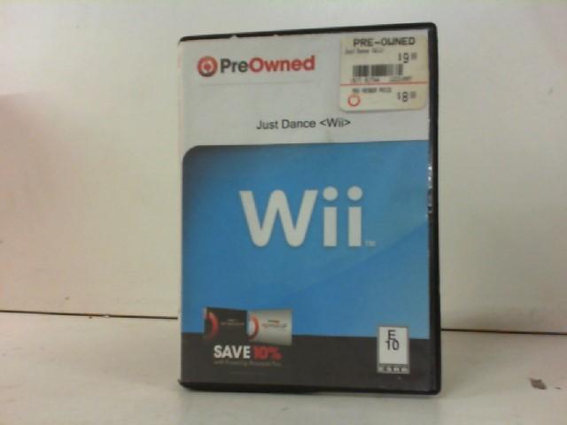 NINTENDO Nintendo Wii Game JUST DANCE