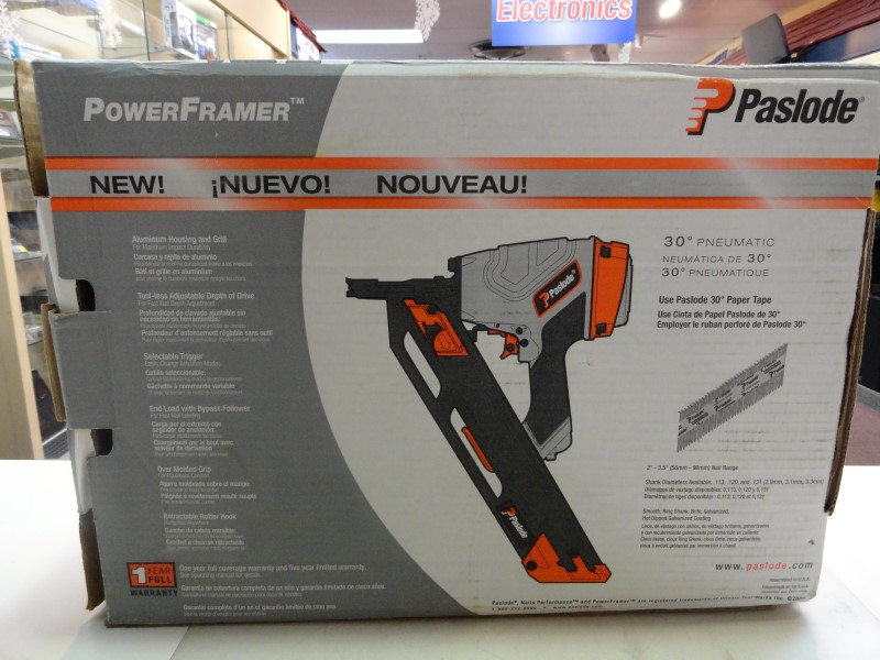 Paslode PF-350S PowerFramer