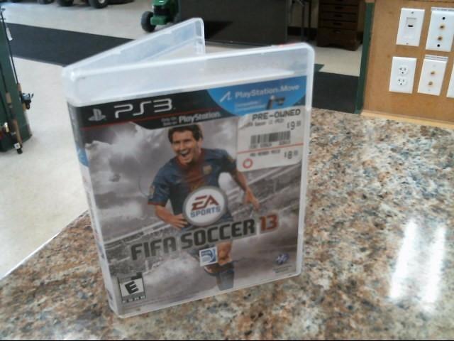 SONY Sony PlayStation 3 Game FIFA SOCCER 13