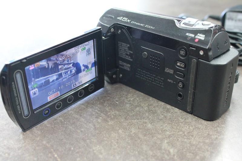 JVC Camcorder GZ-MS230BU