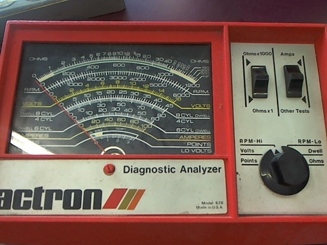 ACTRON 628 DIAGNOSTIC ANALYZER