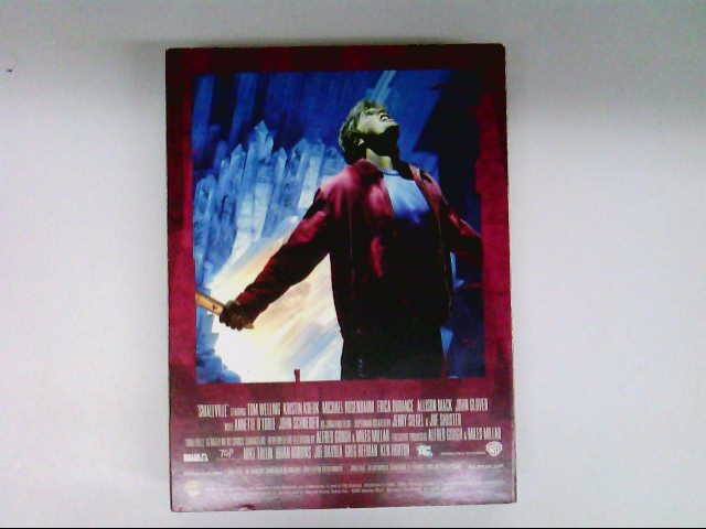 BOX SET DVD SMALLVILLE SEASON 5