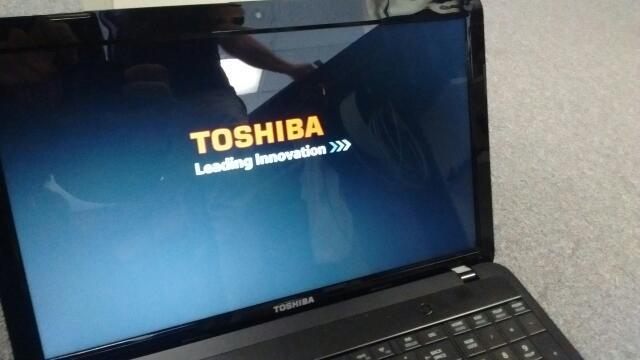 "Toshiba Satellite C855-S5350 15.6"" 750GB HDD 6GB RAM Win10 2.4ghz Laptop"