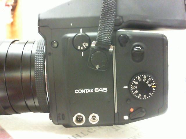 CONTAX Film Camera 645