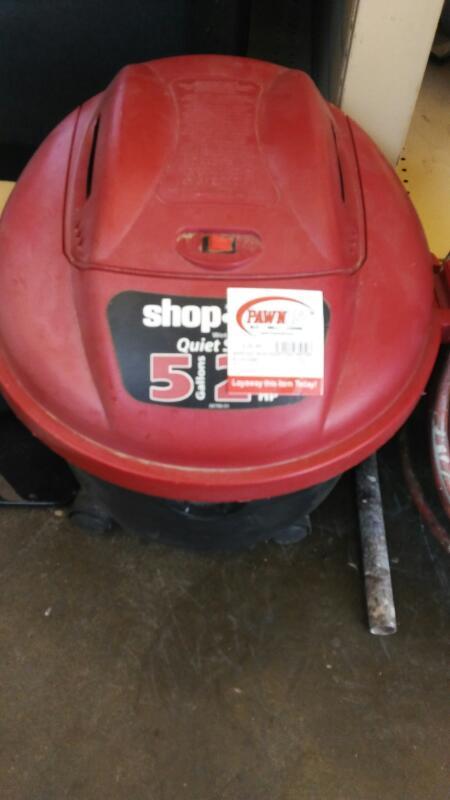 SHOP-VAC Shop Equipment 5 GAL WET/DRY