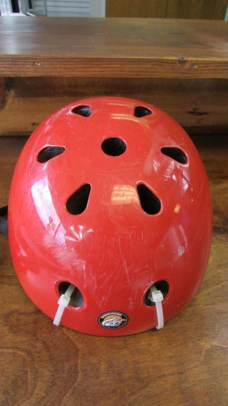 MONGOOSE CHILD HELMET