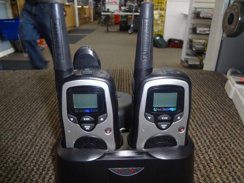 AUDIOVOX 2 WAY RADIO GMRS9010-2CH