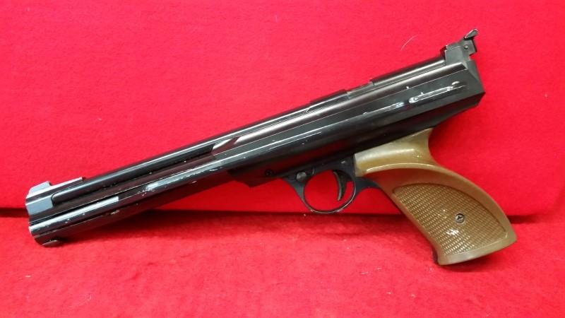 Daisy Match Grade Avanti 717 Triumph Match .177 Air Pistol
