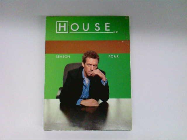BOX SET DVD HOUSE SEASON 4
