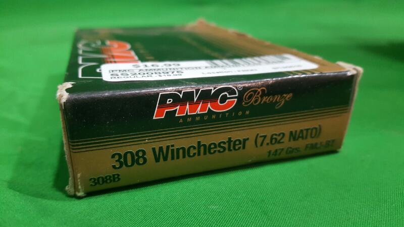 PMC AMMUNITION Ammunition 308B