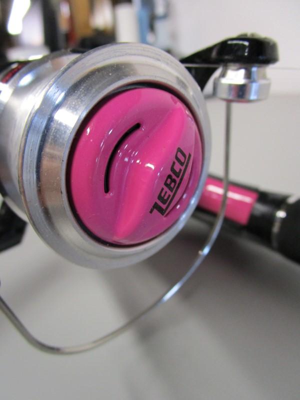 ZEBCO SPL20602ML SPLASH 20 6' 2-PIECE ROD AND REEL SET