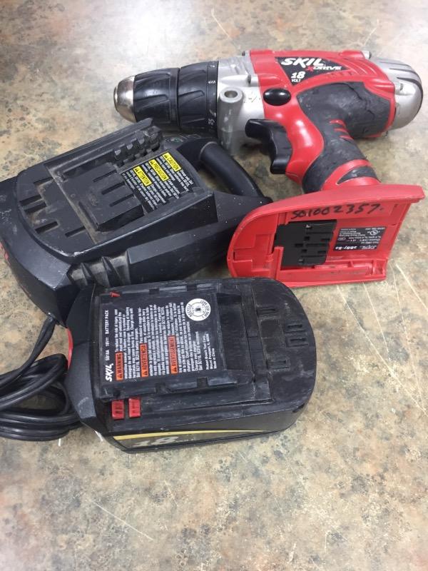 SKIL Combination Tool Set 2887-B2